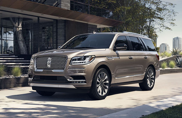 New 2019 Lincoln Navigator