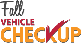 Fall Vehicle Checkup